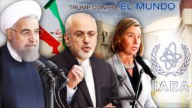 Detrás de la Razón: Donald Trump amenaza con guerra a Irán y al mundo