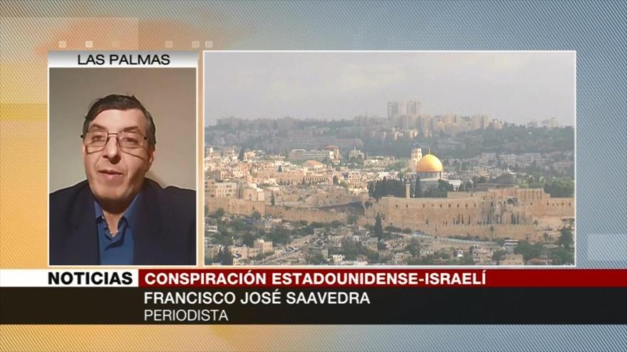 José Saavedra: Traslado de embajada de EEUU a Al-Quds aumentará crisis