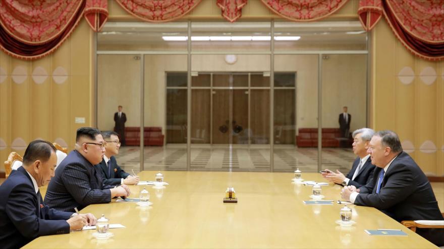 EEUU promete a Pyongyang seguridad si renuncia a armas atómicas