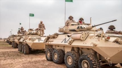 Arabia Saudí envía tropas a isla de Socotra y rivaliza con EAU