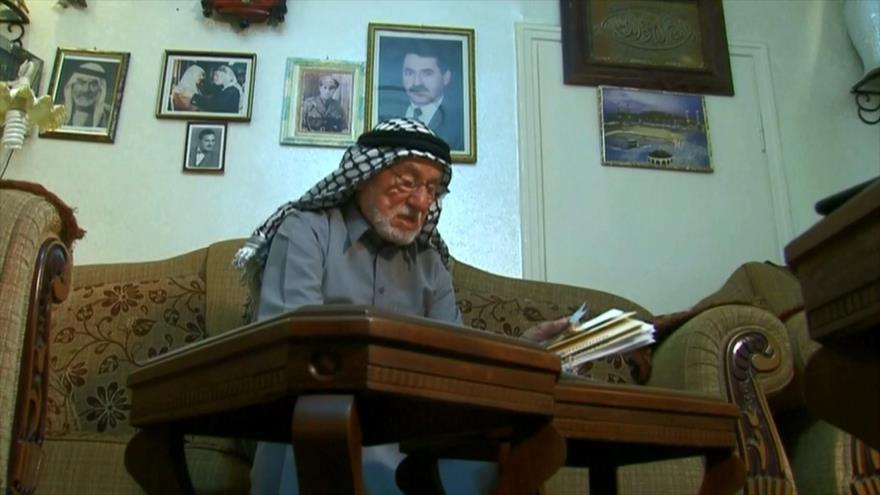 Vean historia de un palestino que tiene memorias de Día de Nakba