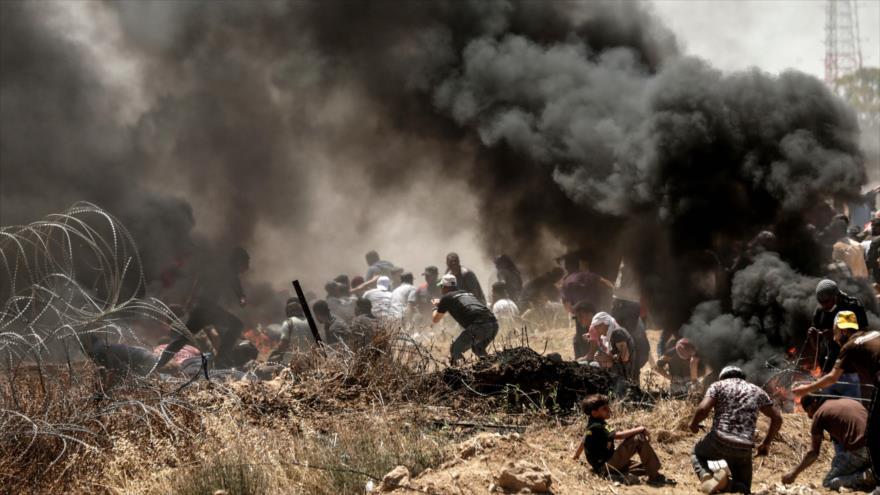 Amnistía denuncia 'crímenes de guerra' de Israel en Gaza
