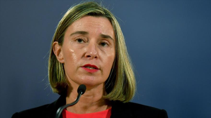 UE condena masacre de palestinos por fuerzas israelíes en Gaza