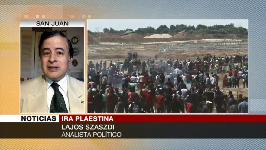 Lajos Szaszdi: Netanyahu tiene planes para la anexión de Cisjordania