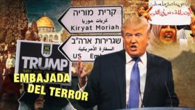 Detrás de la Razón: Hija de Trump, abre embajada de EEUU en medio de sangre