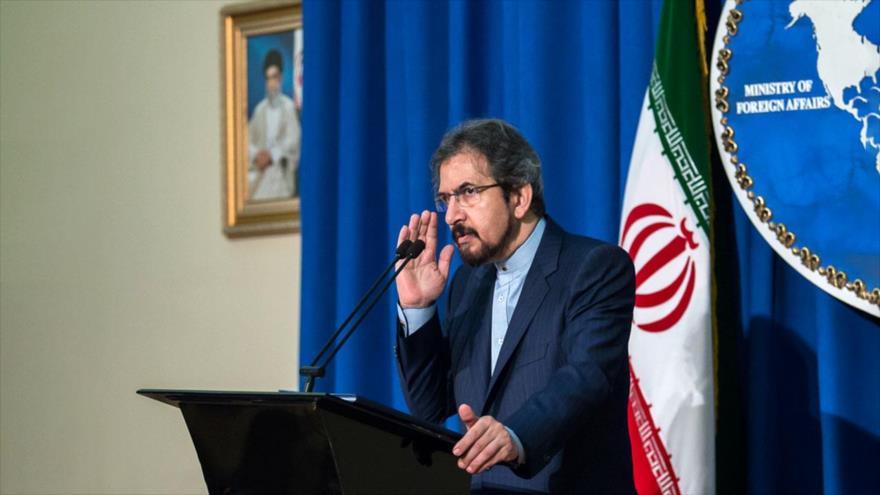 Irán pide al mundo declarar a Israel 'un criminal de guerra'