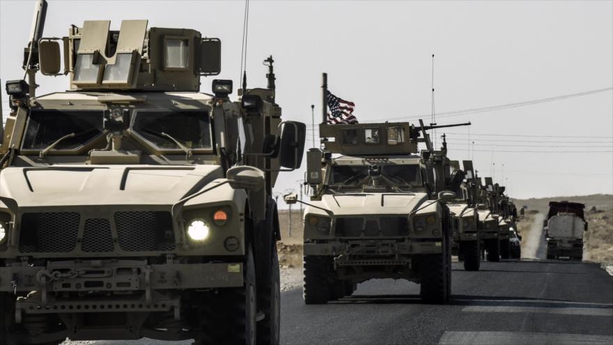 Siria ve 'agresión' en presencia de EEUU cerca de base de Al-Tanf