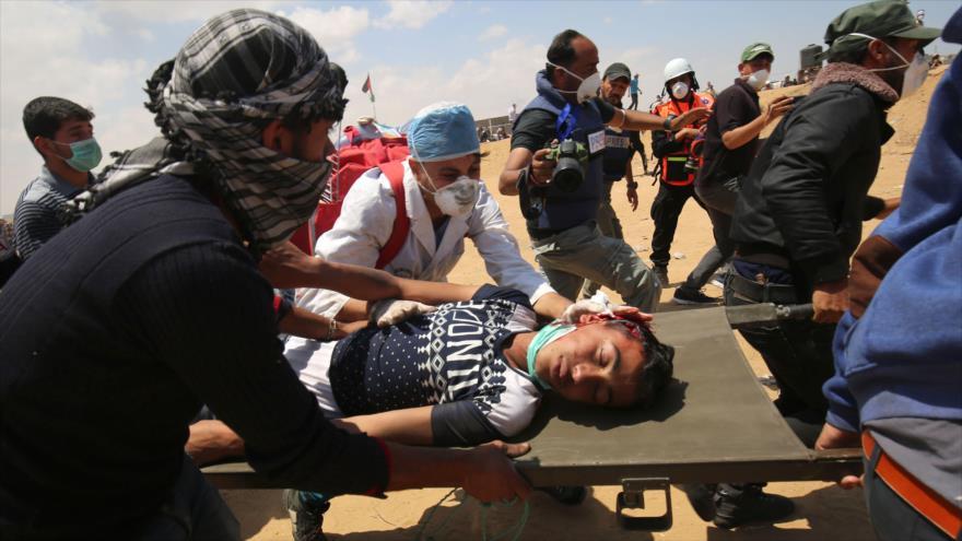 EEUU bloquea en ONU pedido de una pesquisa sobre masacre de palestinos