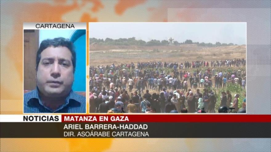 Barrera-Haddad: HAMAS sale victorioso en marchas de Gaza