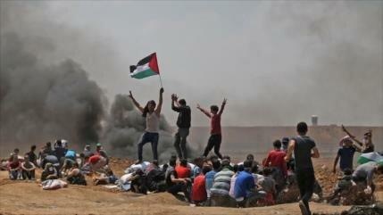 Francia condena masacre de palestinos por las fuerzas de Israel