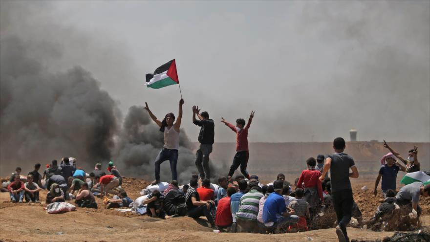 """Francia condena """"violencia"""" de las fuerzas israelíes contra palestinos"""