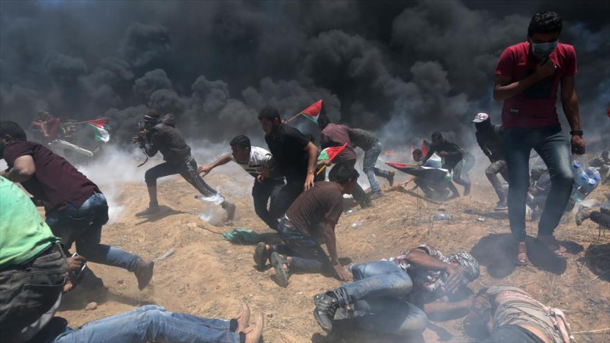 España critica uso mortal de la 'fuerza' por Israel contra los palestinos