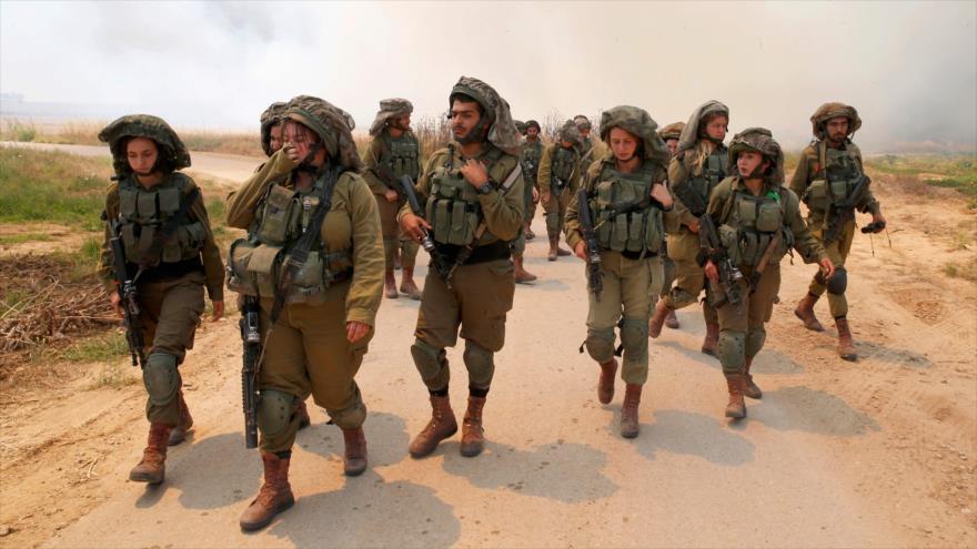 Israel ordena al ejército actuar con más fuerza contra palestinos de Gaza