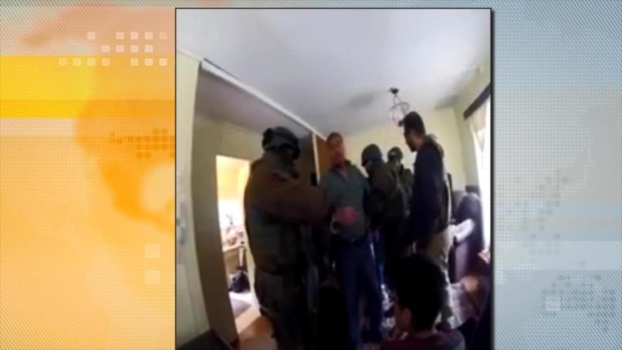 """Mapuches denuncian: """"Chile no respeta Estado de derecho"""""""