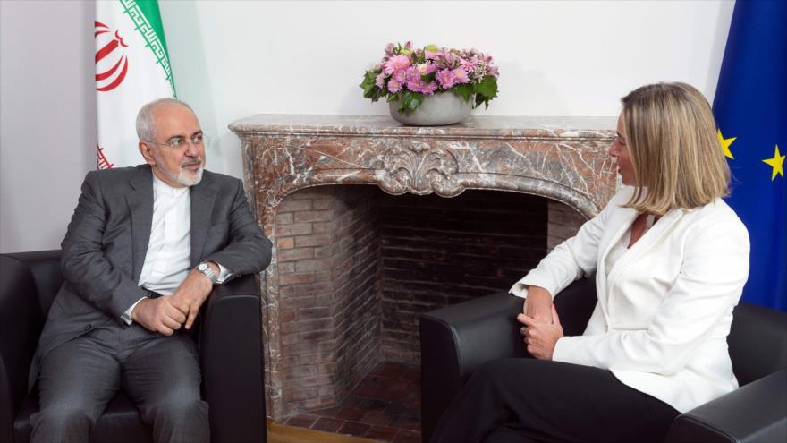 Irán exige a la UE garantizar sus intereses en el acuerdo nuclear