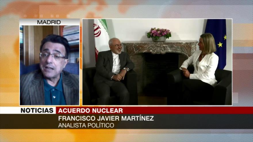 Javier Martínez: Irán tiene importancia geoestratégica para la UE