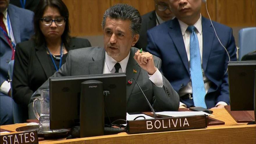 Bolivia: EEUU e Israel son principales problemas de Oriente Medio