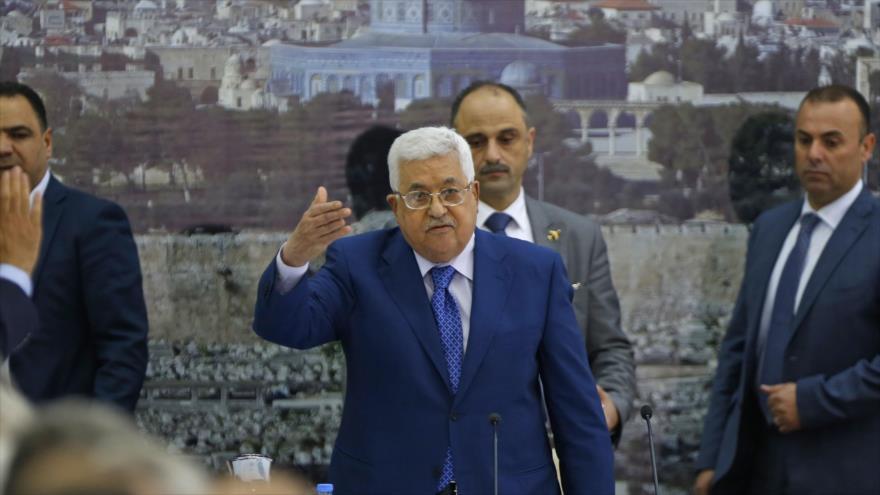 Palestina retira a su enviado en EEUU por traslado de embajada a Al-Quds