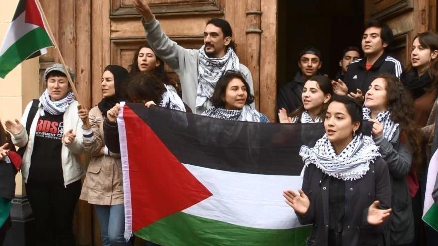 Gobierno de Chile condena masacre de palestinos en la Franja de Gaza