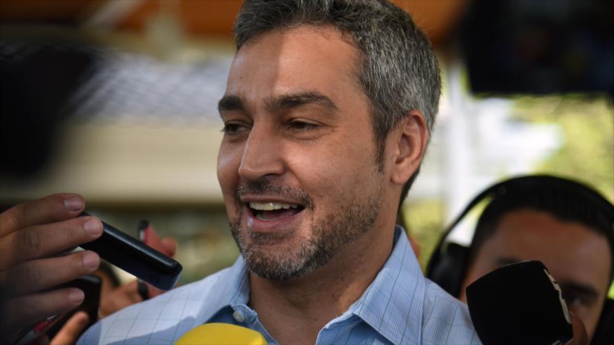 Presidente electo paraguayo revisará decisión sobre embajada en Al-Quds