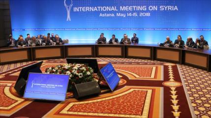 Irán, Rusia y Turquía siguen comprometidos con la soberanía siria