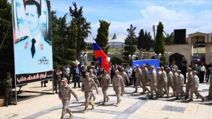 Rusia y Siria se refuerzan ante aventurismo terrorista en Alepo