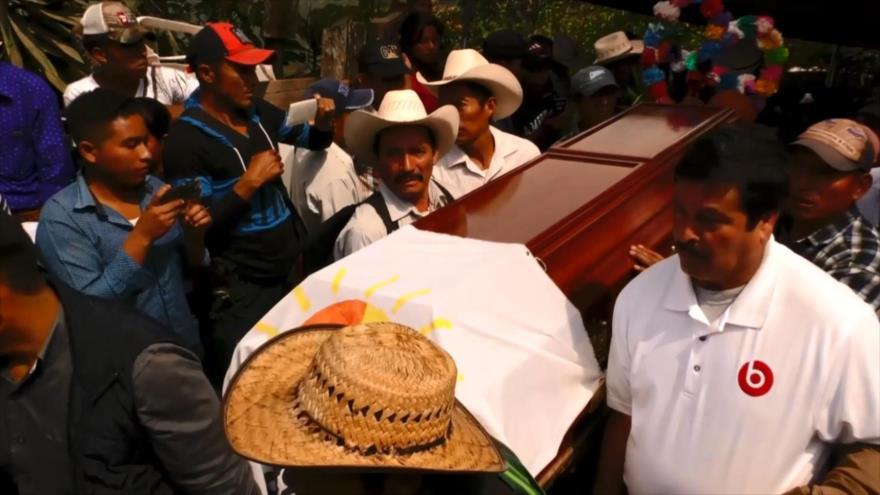 Asesinados tres líderes campesinos en Guatemala