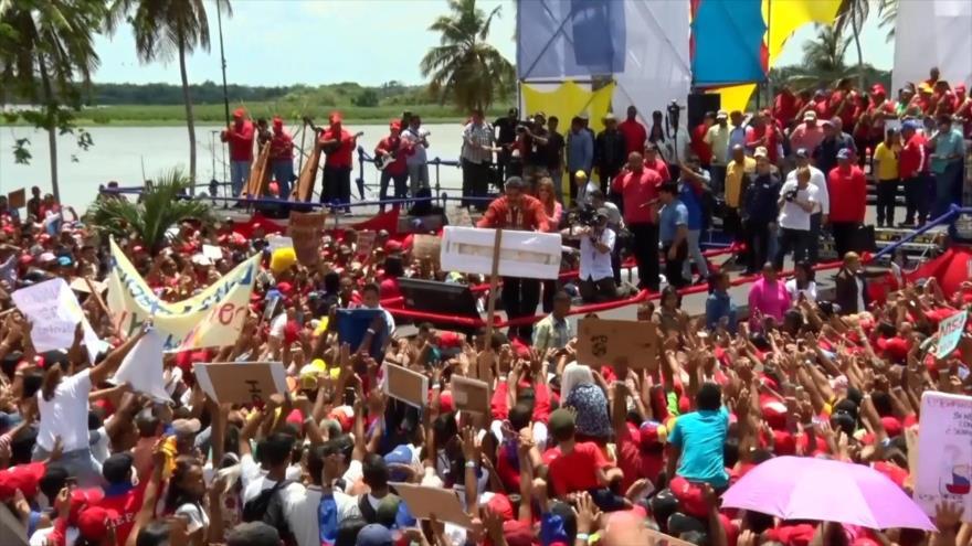 Todo listo para las elecciones presidenciales en Venezuela