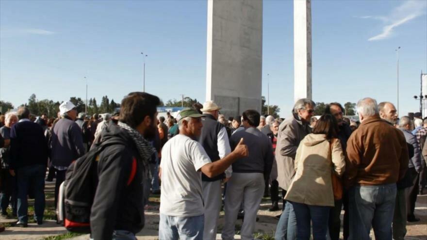 Inauguran Memorial a los expresos políticos en dictadura uruguaya