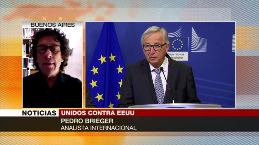 Pedro Brieger: Decisiones unilaterales de EEUU llevan a la guerra