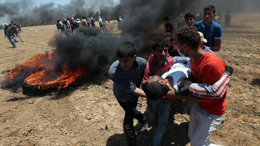Irak pide apoyo urgente a palestinos tras masacre israelí en Gaza