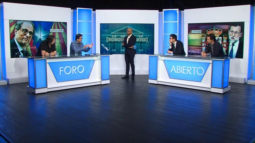 Foro Abierto; España: investido nuevo presidente de Cataluña