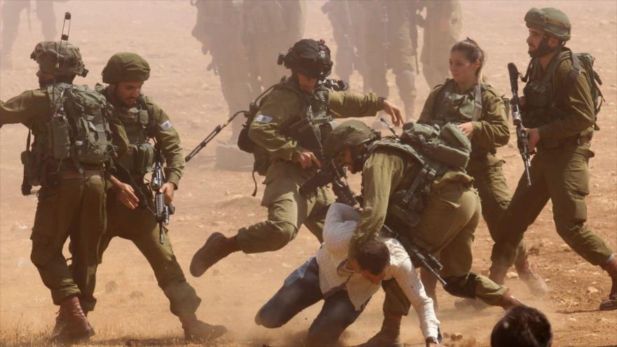 Crímenes del sionismo contra palestinos en el nuevo milenio