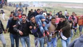 Marruecos condena matanza de civiles desarmados por Israel en Gaza