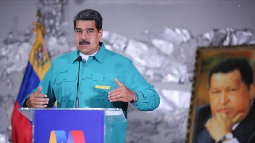 """Maduro pide el fin de """"matanza"""" de palestinos en la Franja de Gaza"""