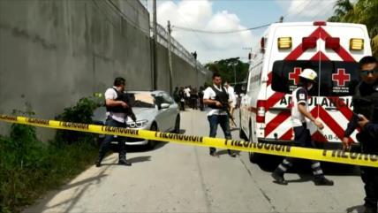 Asesinan a otro periodista en Tabasco, en sureste de México