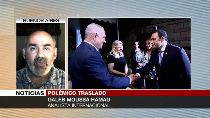 Galeb Moussa: Guatemala busca avanzar arrastrándose tras Israel