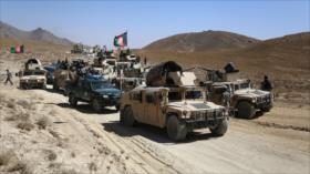 Unos 43 talibanes y 14 militares mueren en un ataque en Afganistán