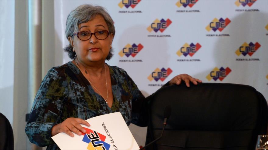 CNE: Ningún país puede impedir el voto de los venezolanos