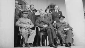 Fotos que sacuden al mundo: Conferencia de Teherán