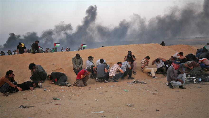 Irán insta a países islámicos responder crímenes israelíes en OCI