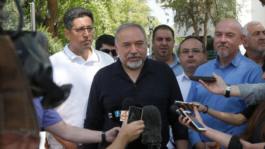 Lieberman pide retirada de CDHNU por condenar masacre israelí en Gaza