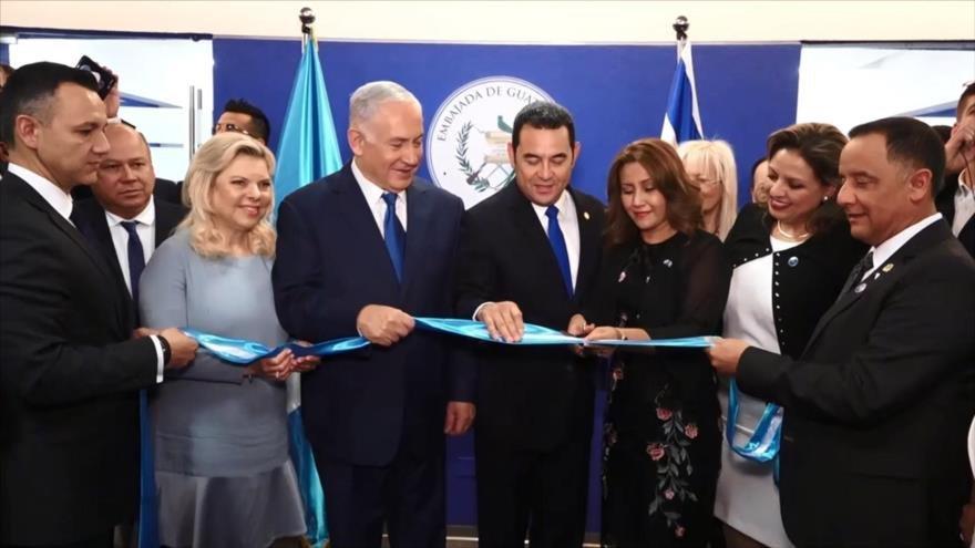 Matanza en Palestina indigna a sectores de sociedad guatemalteca