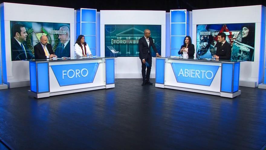 Foro Abierto; Guatemala: polémico traslado de embajada a Jerusalén.