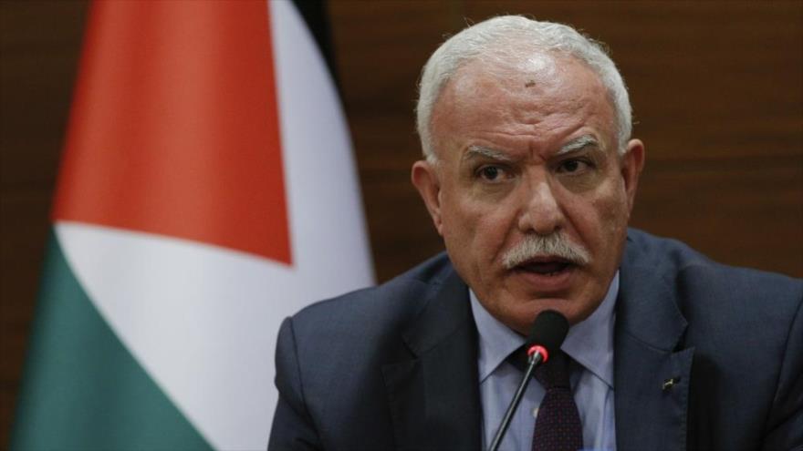 Palestina exige a países árabes retirar a sus embajadores en EEUU