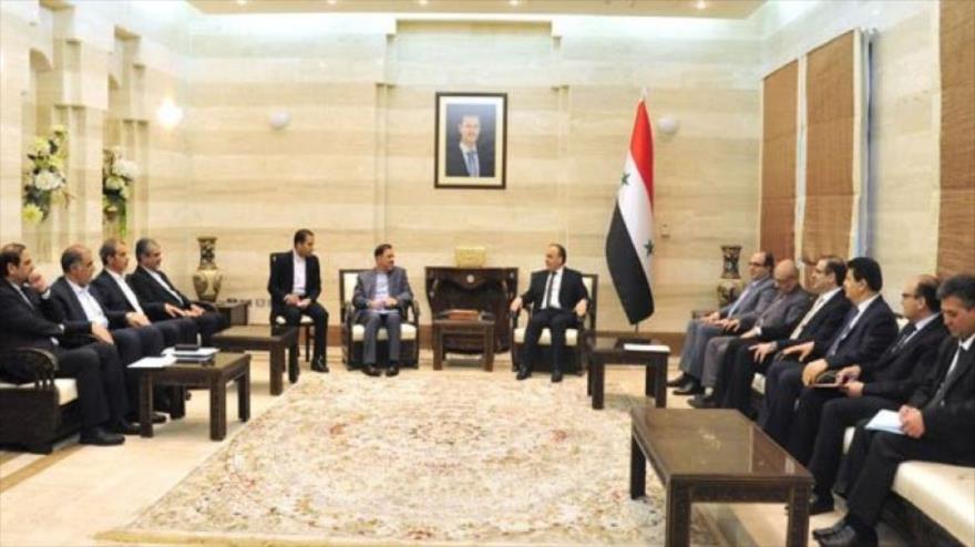 Damasco facilitará participación de Irán para reconstruir Siria | HISPANTV