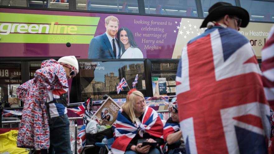 Boda real costará $45 millones al Reino Unido pese a la austeridad | HISPANTV