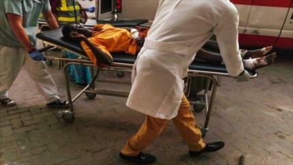 Ataque suicida contra una mezquita en Nigeria deja 3 muertos
