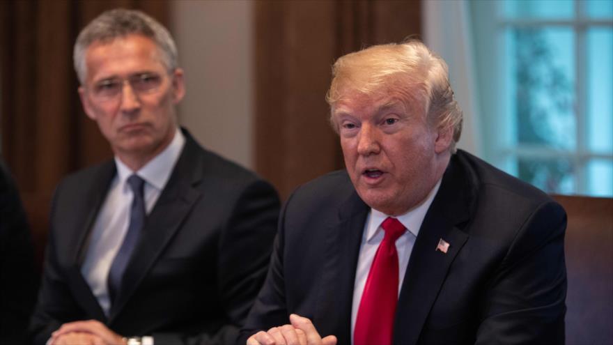 Trump advierte a Kim que seguirá la misma suerte que Gadafi si…
