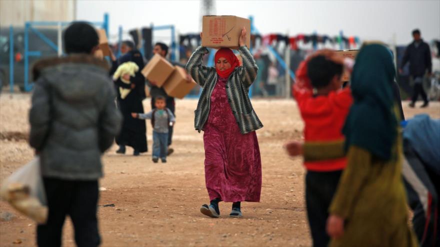 ONU: Sanciones del Occidente agravan situación de civiles sirios | HISPANTV
